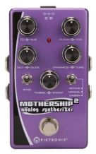 Pigtronix  Mothership 2 - Analog Synthesiser Guitar Effects Pedal / Stomp Box